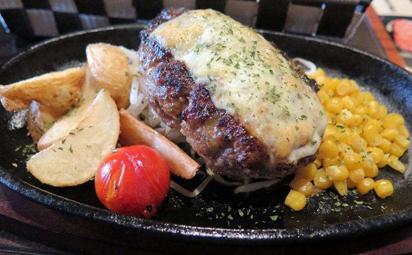 Beef100%粗挽き源'sハンバーグ