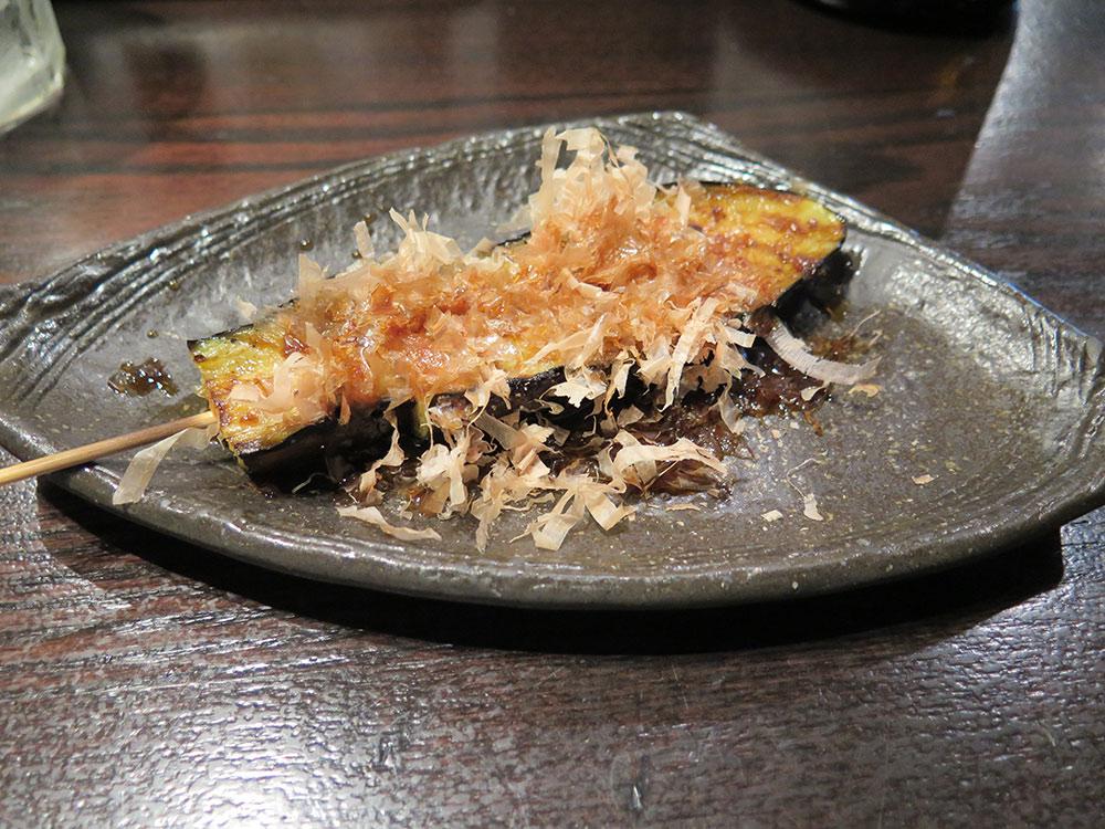 焼きナス串